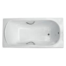 Чугунная ванна Artex Gaiti 170 на 80
