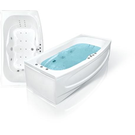 Акриловая ванна Bach Джени 190 на 110