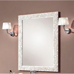 Зеркало Cezares Azalea bianco
