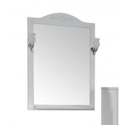 Зеркало Флоренция 65 с полкой и светильниками