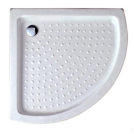 Душевой поддон из акрила Cezares R-форма TRAY-A-R-90-550-15-W 90 на 90