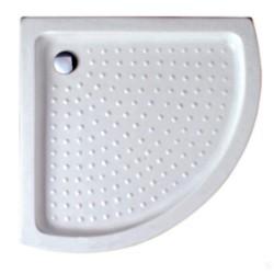 Душевой поддон из акрила Cezares R-форма TRAY-A-R-80-550-15-W 80 на 80