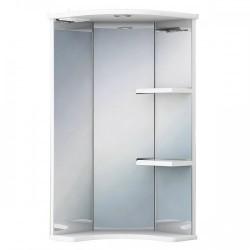 Шкаф Зеркальный Навесной Руно Браво 40 угловой