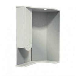 Шкаф Зеркальный Навесной Руно Бис 40 угловой