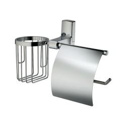 К-5059 Держатель туалетной бумаги и освежителя