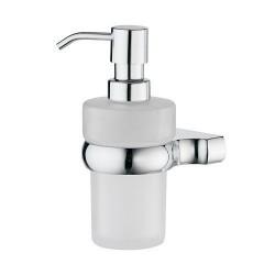 К-6899 Дозатор для жидкого мыла стеклянный