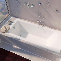 Акриловая ванна Alpen Alaska 160 на 70