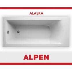 Акриловая ванна Alpen Alaska 170 на 70