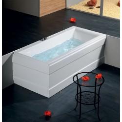 Акриловая ванна Alpen Cleo 180 на 90