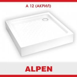 Душевой поддон из акрила Alpen A12-80