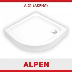 Душевой поддон из акрила Alpen A21-80