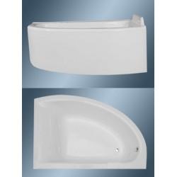 Ванны из литьевого мрамора Астра-Форм Анастасия 182 на 125 R/L цвета Ral