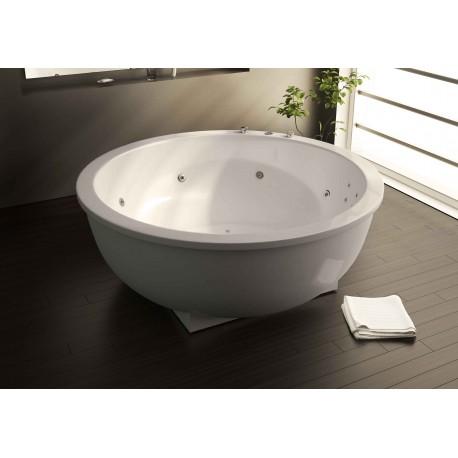 Ванна из стекловолокна технология PFI  Olimp 1800