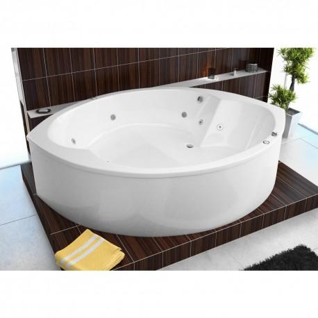 Ванна из стекловолокна технология PFI Афродита 234 на 165