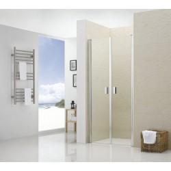 Распашные душевые двери RGW LE- 05 матовое