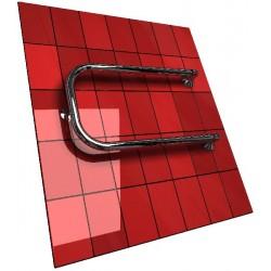 Полотенцесушитель Двин P 3/4 без полочки без покрытия