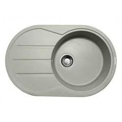 Кухонная мойка Lava E2 серый