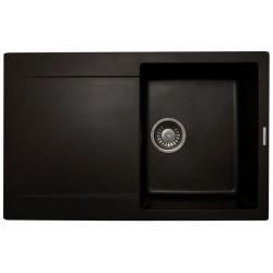 Кухонная мойка Lava L4 черный