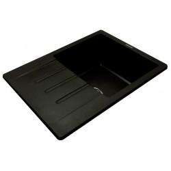 Кухонная мойка Lava L1 черный