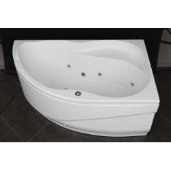 Акриловая ванна Aquanet Graciosa 150*90