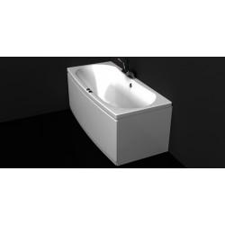 Акриловая ванна Aquanet Izabella 160*75