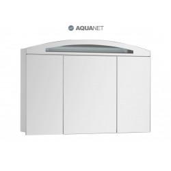 Зеркало-шкаф Aquanet Тренто 120 белый