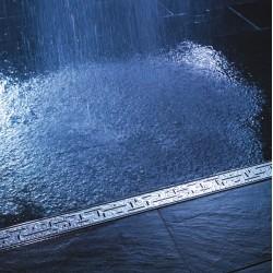 Решетка для слива TECEdrainline Lines полированная