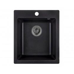 Кухонная мойка Granula 4201 черный