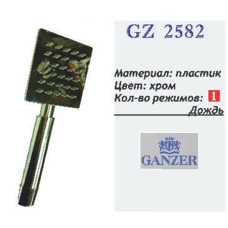Душевая лейка Ganzer GZ2582