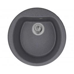 Кухонная мойка Granula 5101 графит