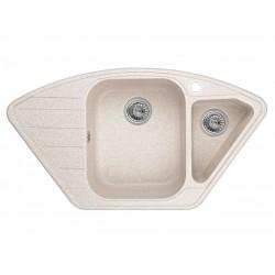 Кухонная мойка Granula 9101 пирит