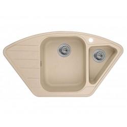 Кухонная мойка Granula 9101 песок
