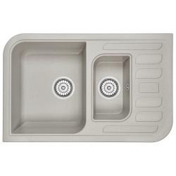 Кухонная мойка Granula 7803 базальт