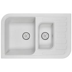 Кухонная мойка Granula 7803 арктик