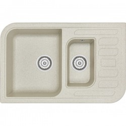 Кухонная мойка Granula 7803 песок