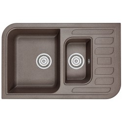 Кухонная мойка Granula 7803 эспрессо