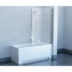 Шторка для ванной Ravak BVS2 хроме-транспарент
