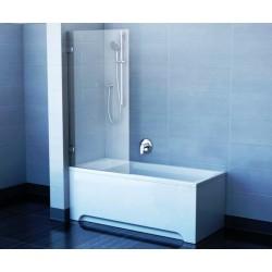 Шторка для ванной Ravak BVS1 хром-транспарент