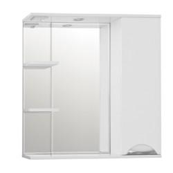 Зеркальный шкаф Style Line Жасмин 80 C