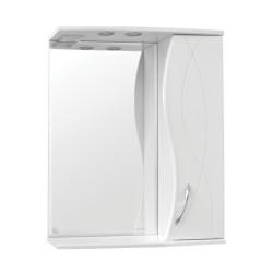 Зеркальный шкаф Style Line Амелия 65