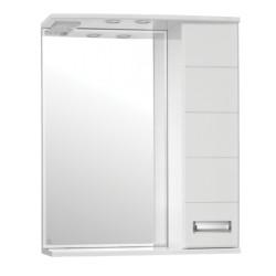 Зеркальный шкаф Style Line Ирис 65 C
