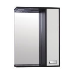 Зеркальный шкаф Style Line Панда Стиль 60