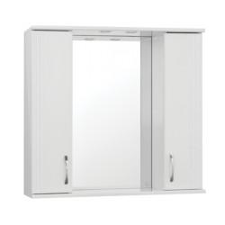 Зеркальный шкаф Style Line Панда 80 C