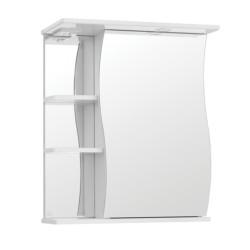 Зеркальный шкаф Style Line Волна 60 C