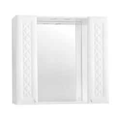 Зеркальный шкаф Style Line Канна 90 C