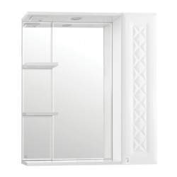 Зеркальный шкаф Style Line Канна Люкс 75 C