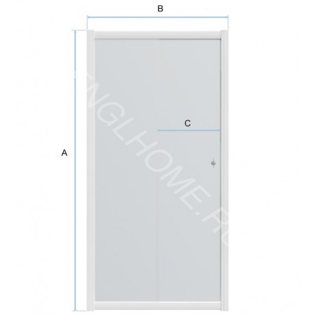 Дверь Englhome Comfort 1100 WH