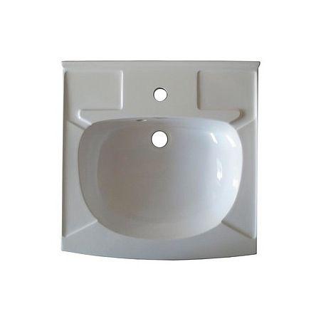Раковина TehnoLit Kompakt UPP50 (для размещения над стиральной машиной) - купить по оптовой цене в Москве с доставкой по всей Р