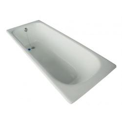 Чугунная ванна Artex Cont 150 на 70