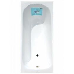 Чугунная ванна Aqualux 120 на 70